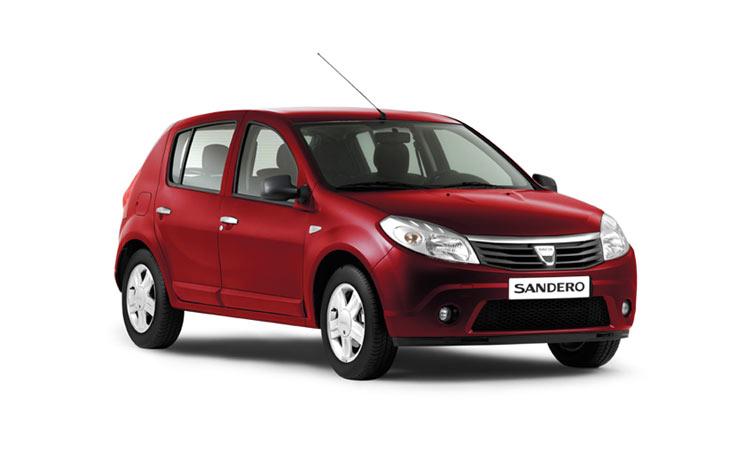 Dacia Sandero 1,2 16V 55kW/75k 90b (ilustratívny obrázok)