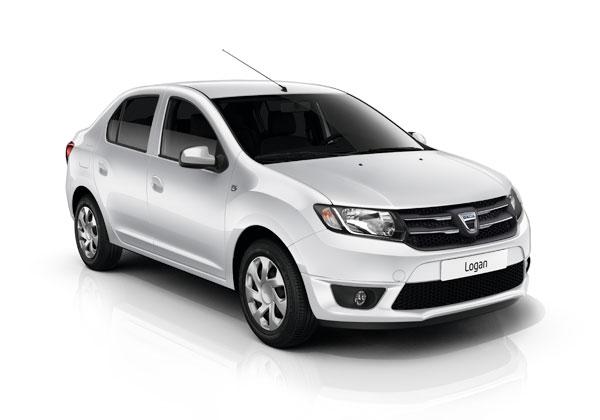 Dacia Logan Arctica 1,2 16v 73k