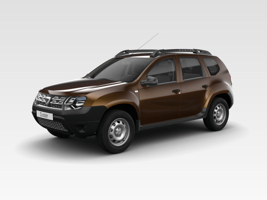 Dacia Duster 1,5dCi 80kW 109k 4x4 Arctica 79h (ilustratívny obrázok)